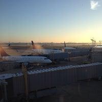 Photo taken at Delta Sky Club by Jennifer-Lyn T. on 9/26/2014