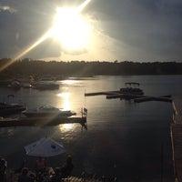 Photo taken at Marina II Restaurant by Jennifer-Lyn T. on 7/6/2015
