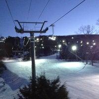 Photo taken at Camelback Mountain Resort by Joe on 1/26/2013