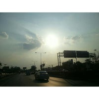 Photo taken at Rama V Road by Oum C. on 1/16/2013