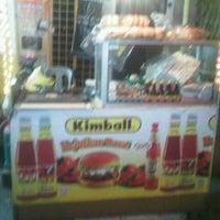 Photo taken at 7-Eleven Tmn Sri Manja by emoyy d. on 2/12/2013