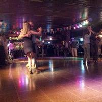 Photo taken at La Viruta Tango Club by Cesar M. on 1/7/2013