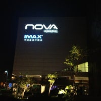 Photo taken at Nova Cinemas by Jose G. on 1/21/2013