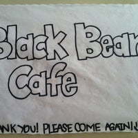 Photo prise au BLACK BEAR CAFE par Sarah N. le3/22/2013