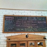 Photo taken at BLACK BEAR CAFE by Sarah N. on 3/26/2013