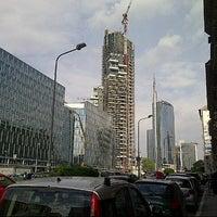Photo taken at Passante Porta Garibaldi (Linee S) by Carmen S. on 5/15/2013