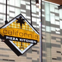 Photo taken at California Pizza Kitchen by Axkana A. on 9/21/2012