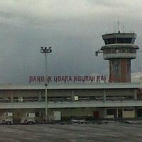 Photo taken at Ngurah Rai International Airport (DPS) by genxq c. on 1/25/2013