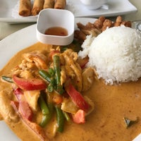 Photo taken at Star Anise Thai Cuisine by Geo s. on 2/16/2017
