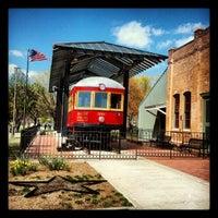 Photo taken at Interurban Railway Museum by Elizabeth H. on 3/28/2013