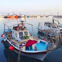 Photo taken at Limassol Old Port by Antosha N. on 6/18/2014