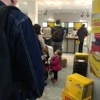 Photo taken at Deutsche Post by Constantin A. on 10/9/2013