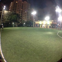 Photo taken at Downtown Soccer by Juan P. on 3/22/2014