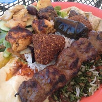 Photo taken at Ali Baba Grill by Michael E. on 9/14/2012