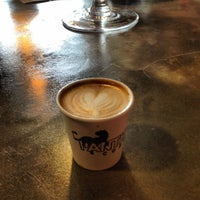 Photo taken at Panther Coffee by Alex M. on 6/2/2013