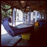 Photo taken at Balekambang Pasar Ikan & Resto by Dian Sukmono A. on 3/12/2013