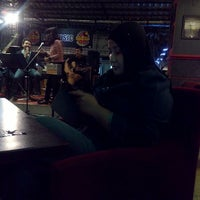 Photo taken at a.m-p.m 24 hours Cafe by Dian Sukmono A. on 5/9/2015