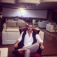 Photo taken at Aldino Hotel by Ezel Ç. on 9/1/2016