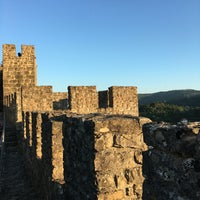 Photo taken at Castelo de Penela by Pedro C. on 7/2/2016