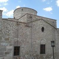 5/19/2013 tarihinde Arzu S.ziyaretçi tarafından Aya Elenia Kilisesi ve Müzesi'de çekilen fotoğraf