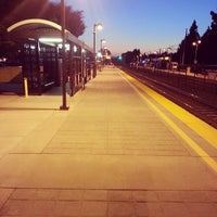 Photo taken at Mountain View Caltrain Station by Andrew P. on 6/6/2013