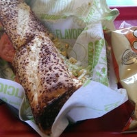 Photo taken at Quiznos by Ray A. on 7/6/2013