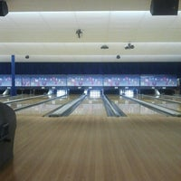 Photo taken at University Bowl by Ray A. on 4/23/2013
