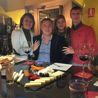 Photo taken at Javier Toledano Gourmet and Deli by Eugenia D. on 12/19/2015