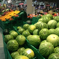 Photo taken at Carrefour by Eugenia D. on 5/20/2013