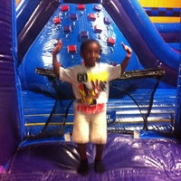 Photo taken at Pump It Up of Piscataway by A P. on 7/19/2013