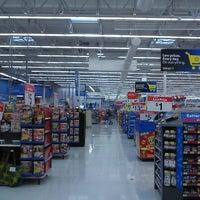 Photo taken at Walmart Supercenter by Melissa W. on 1/29/2013