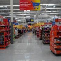 Photo taken at Walmart Supercenter by Melissa W. on 10/22/2012