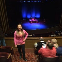 Photo taken at Stiefel Theatre by Adriana G. on 10/4/2014