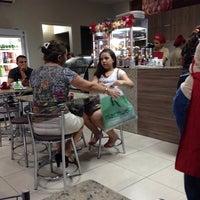 Photo taken at Delícia Café by Kamylla P. on 12/10/2013