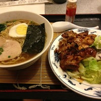 Photo taken at Gombei Japanese Restaurant by Nathan B. on 1/6/2013