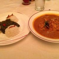 Photo taken at Ajanta Restaurant by Nathan B. on 3/14/2013