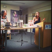 Photo taken at PETA Foundation by Clyde L. on 4/21/2013
