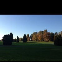 Photo taken at Colwood Golf Course by Martin C. on 10/14/2013
