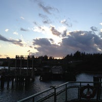Photo taken at Bainbridge Island Ferry Terminal by Paul B. on 4/30/2013