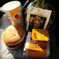 Photo taken at McDonald's by Sunshine on 11/16/2012