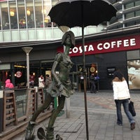 Photo taken at Costa Coffee by Yana A. on 2/12/2013
