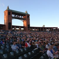 Photo taken at Starlight Theatre by Granville L. on 6/7/2013