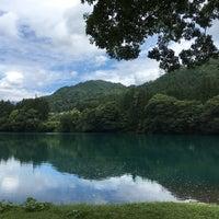 Photo taken at 四万湖 by doukita on 8/16/2016