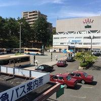 Photo taken at 阪急バス 桃山台駅前 バス停 by doukita on 9/2/2016