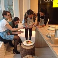 Photo taken at Кулинарная школа CookBook by Alexandra M. on 5/19/2014