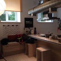 Photo taken at Кулинарная школа CookBook by Alexandra M. on 8/17/2014