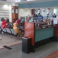 Photo taken at bank bjb by caesar a. on 1/6/2014