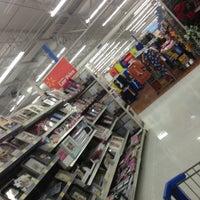 Photo taken at Walmart Supercenter by Tammara H. on 7/7/2013