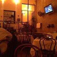 Photo taken at La Posta Parrilla by Alex H. on 12/14/2012