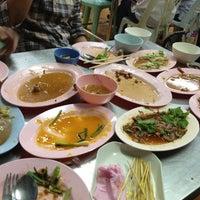 Photo taken at ดำข้าวต้ม by Cherry T. on 11/17/2012